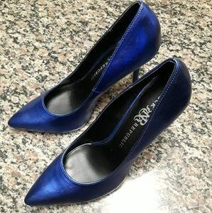 Rock & Republic blue heels
